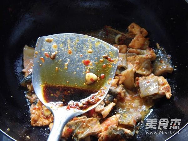 泡椒三文鱼怎么炒