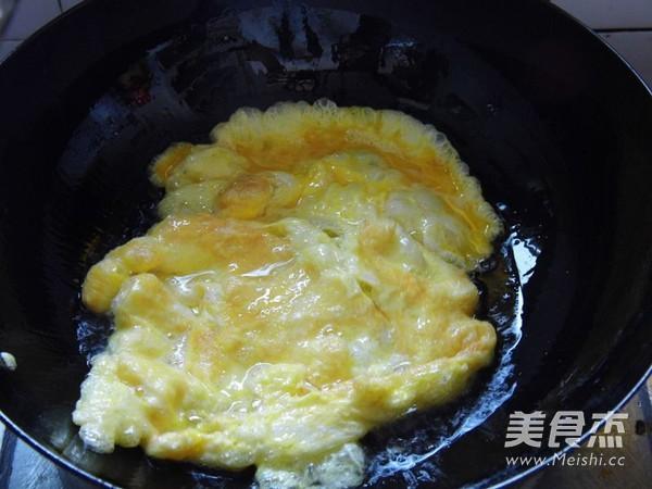 三蔬小炒蛋怎么吃