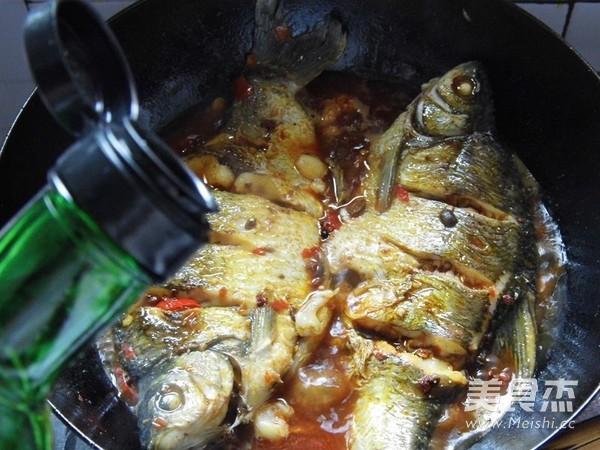 川味豆瓣鱼怎样煸