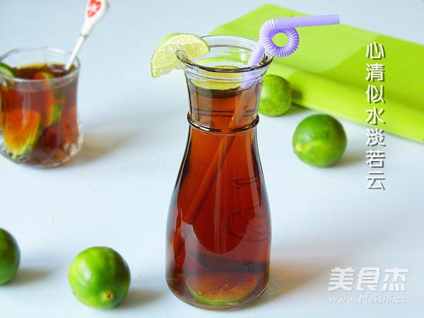 柠檬冰红茶怎么做