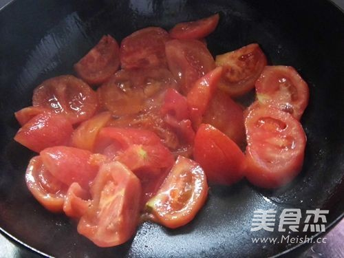 番茄丸子汤的家常做法
