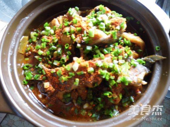 水煮泡椒鲶鱼的步骤
