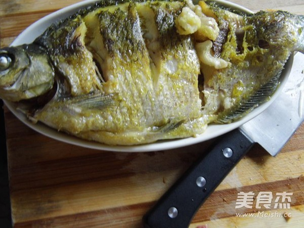 川味豆瓣鱼的简单做法