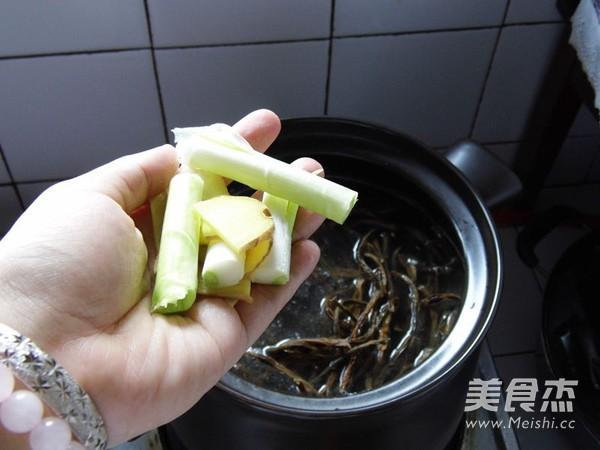 干豇豆炖脊骨怎么吃