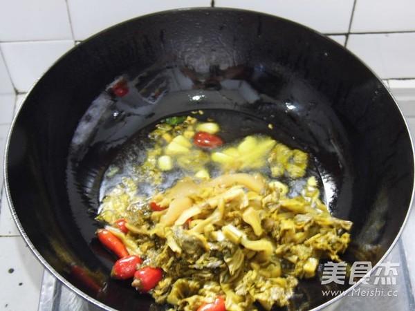酸菜面块怎么煮