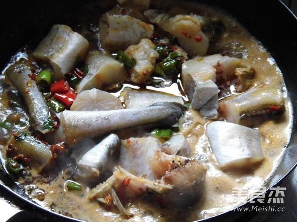 泡椒明太鱼怎么煮