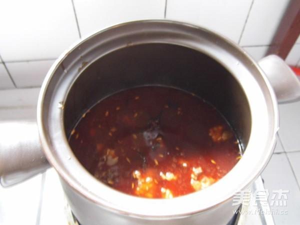 香辣红烧牛肉面怎么煮