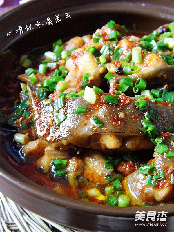 泡椒红烧带鱼怎么煮
