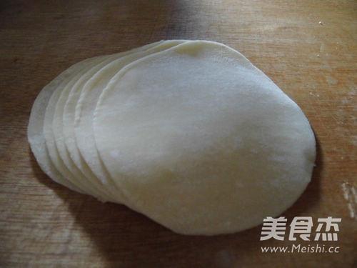 小白菜猪肉饺子怎么炖