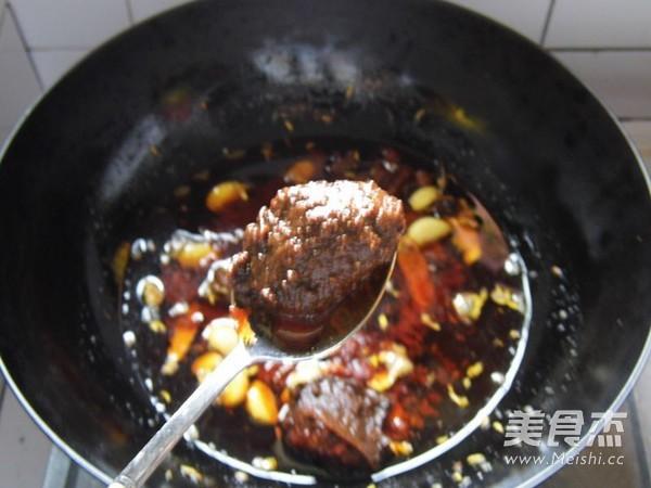 香辣红烧牛肉面怎么做