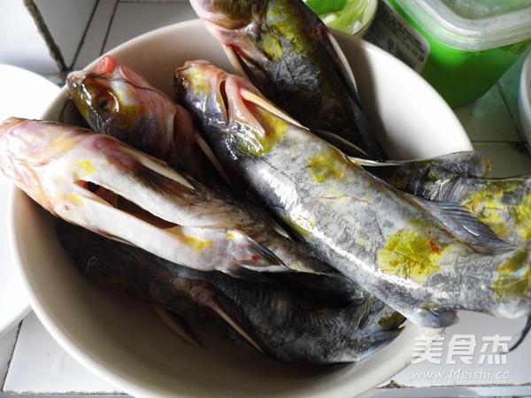 水煮黄颡鱼的做法大全