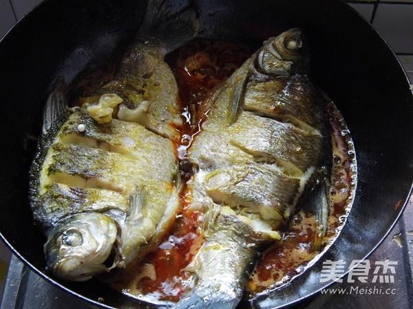 川味豆瓣鱼怎么炖