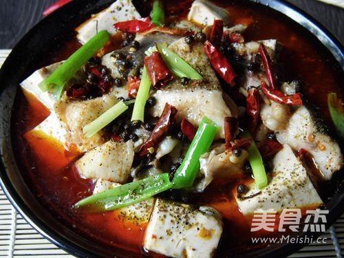 水煮豆腐鱼怎样煸