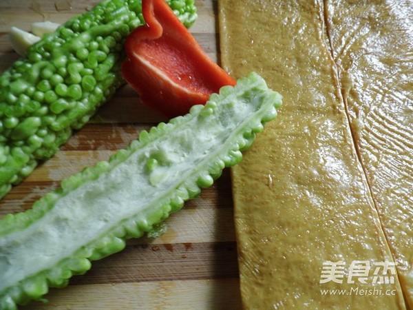 红油豆腐皮的做法大全