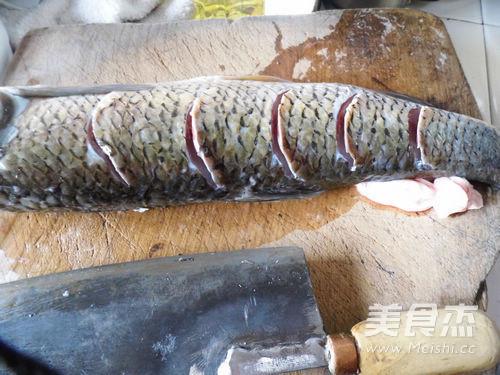 糖醋草鱼的做法图解