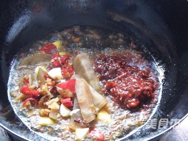 水煮鱼的简单做法
