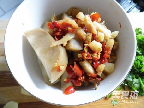 泡椒三文鱼的家常做法