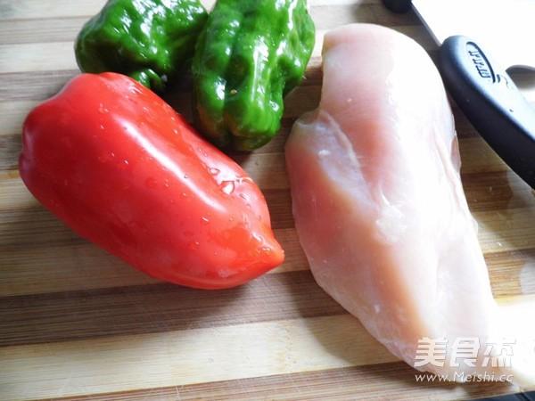鸡米芽菜的做法大全