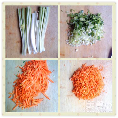 猪肉胡萝卜水饺的简单做法
