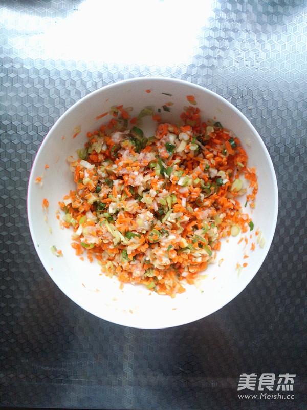 猪肉胡萝卜水饺怎么吃