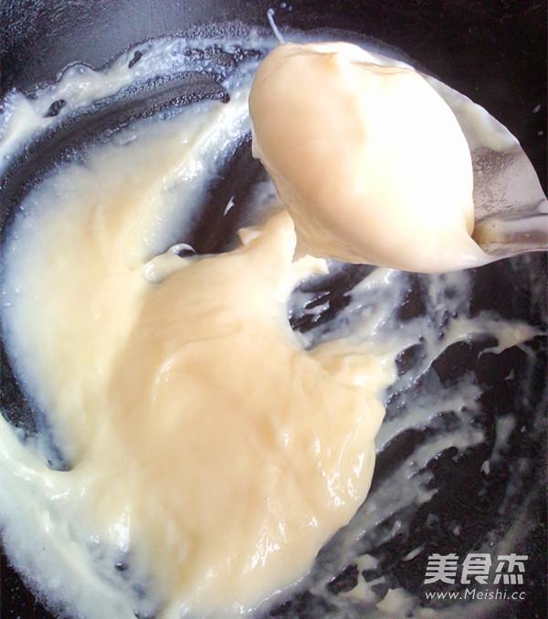 椰丝牛奶小方怎么吃