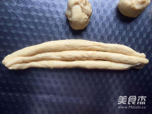 淡奶油面包卷怎么做