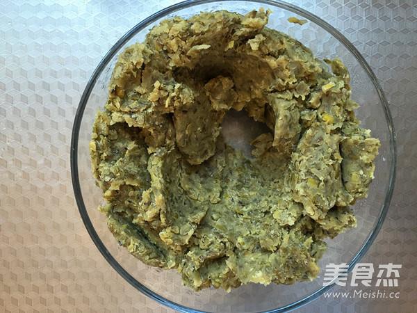 酥皮绿豆饼的简单做法