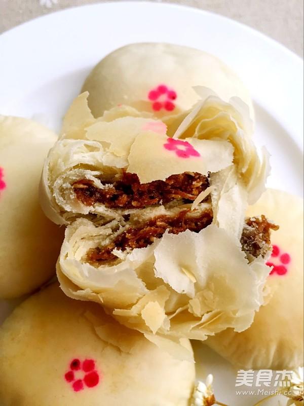 玫瑰花酥饼的做法大全