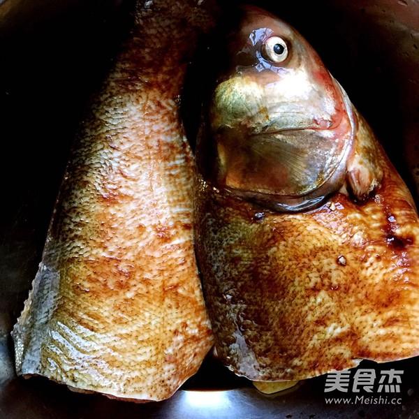 烧鲢鱼的家常做法