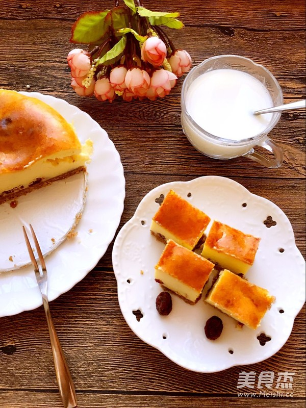 蔓越莓乳酪块的做法大全