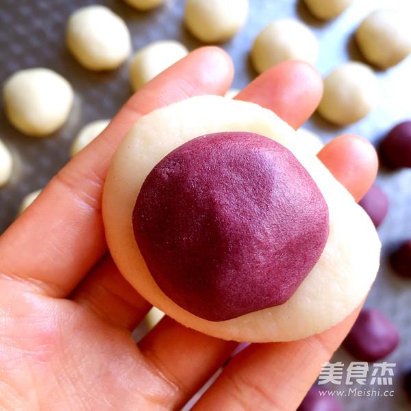 紫薯蛋黄酥怎么炒