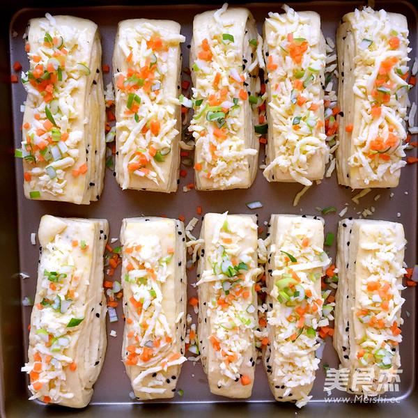 无糖全麦芝士面包的制作