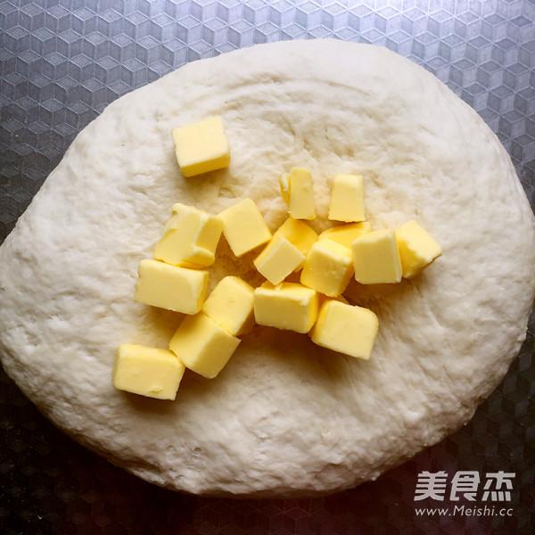肉松面包卷的家常做法