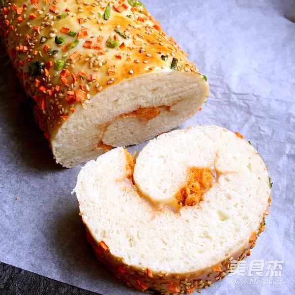 肉松面包卷怎样炖