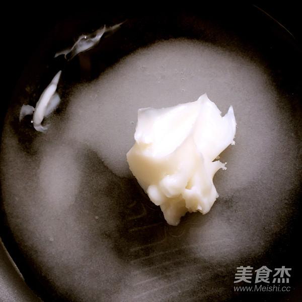 椰蓉糯米老婆饼的做法图解