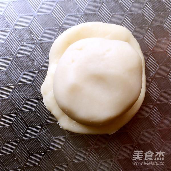 椰蓉糯米老婆饼怎样煸