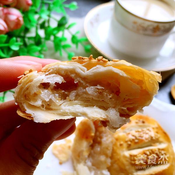 椰蓉糯米老婆饼的做法大全