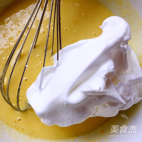 柠檬糯米戚风(8寸)怎么炖
