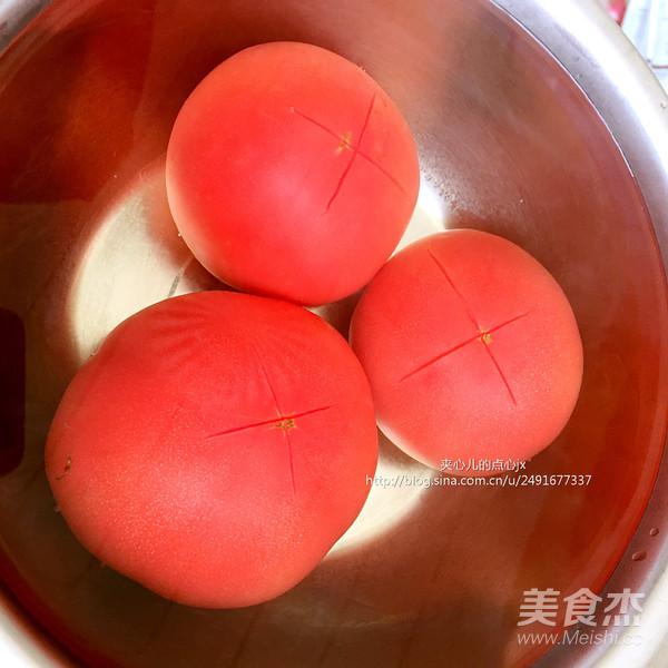 番茄酱的家常做法