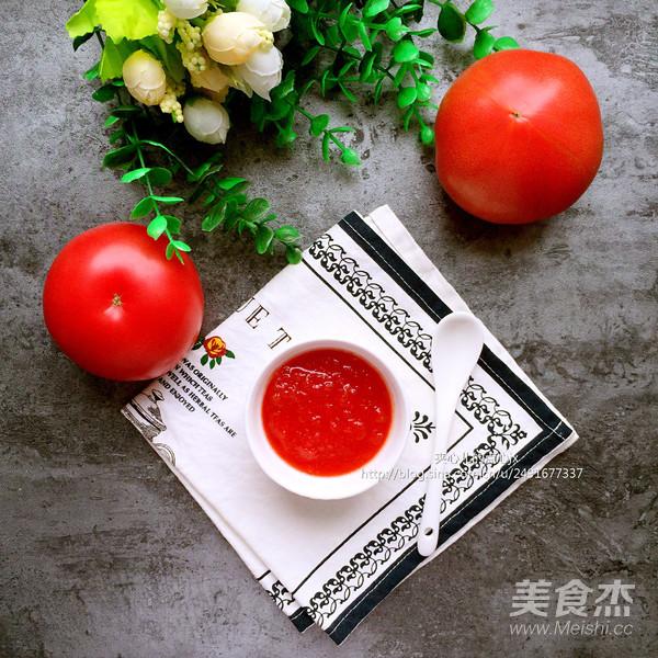 番茄酱怎样煸