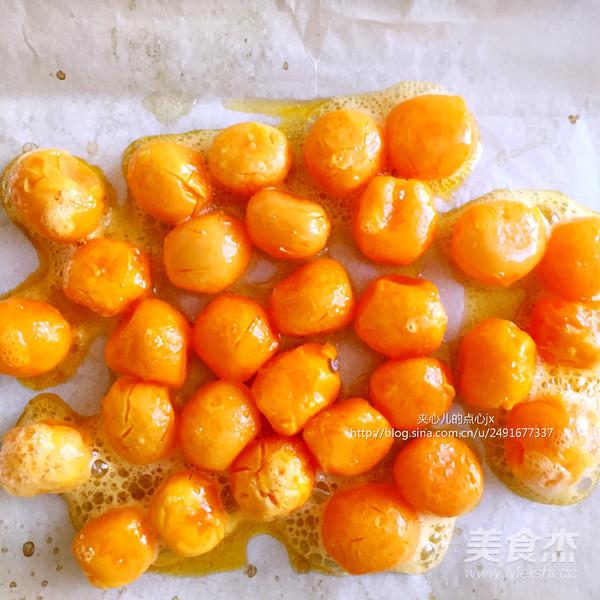 蛋黄酥(30个)的做法图解