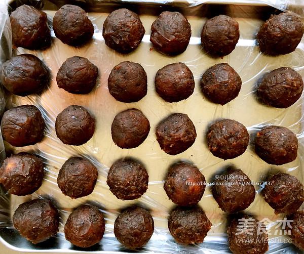 蛋黄酥(30个)的简单做法