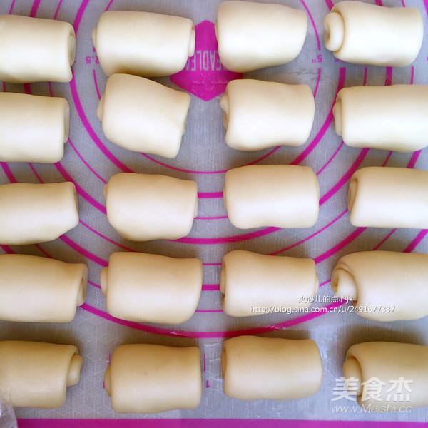 蛋黄酥(30个)的制作