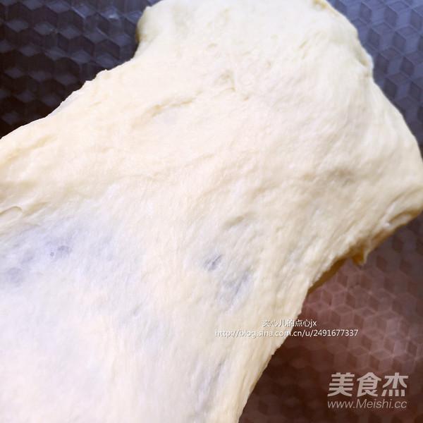 无糖牛奶吐司的家常做法