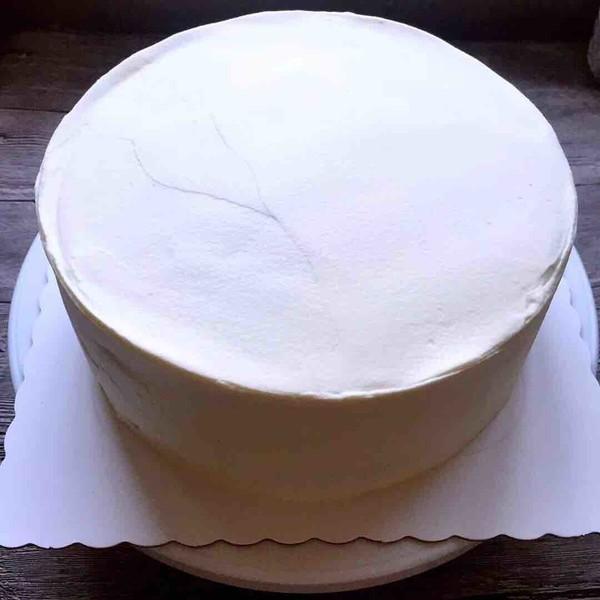 水果奶油蛋糕的家常做法