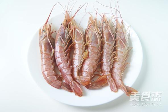 香煎阿根廷红虾的做法大全