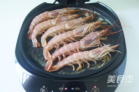 香煎阿根廷红虾怎么煮