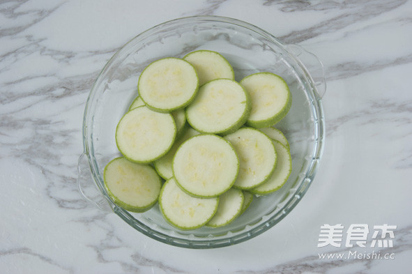 韩式西葫芦煎饼的家常做法
