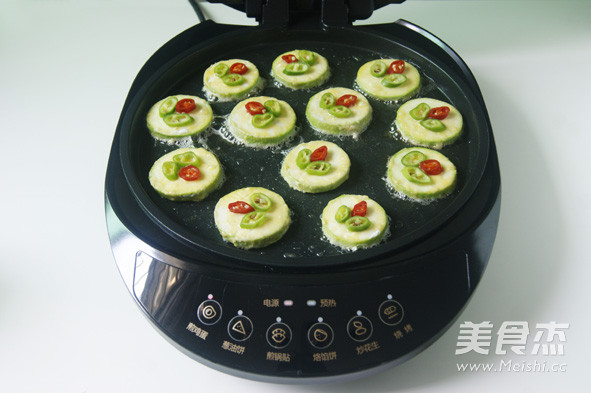 韩式西葫芦煎饼怎么煮