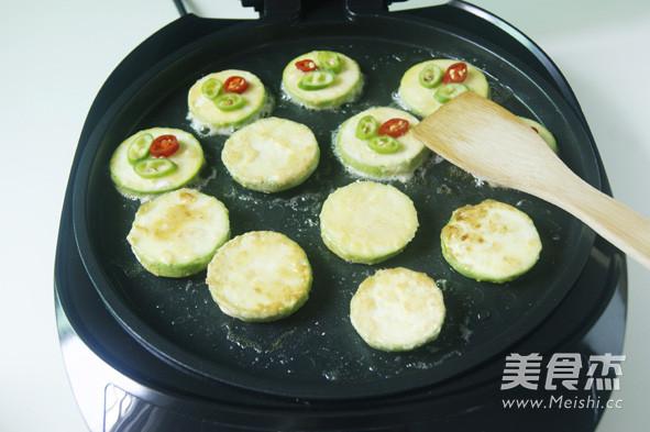韩式西葫芦煎饼怎么炖